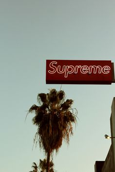 """ Supreme """