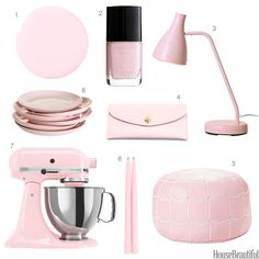 Color Obsession of the Week: Blush Pink