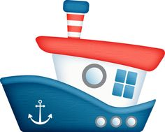 "Photo from album ""Do you see what I sea"" on Yandex. Decoration Creche, Nautical Clipart, Sailor Theme, Nautical Party, Tug Boats, Boy Quilts, Ocean Themes, Bath Toys, Summer Kids"