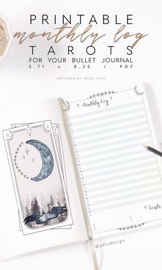 Discover recipes, home ideas, style inspiration and other ideas to try. Bullet Journal Etsy, Bullet Journal Inserts, Bullet Journal Themes, Bullet Journal Layout, Bullet Journal Inspiration, Bullet Journal Spread, Filofax, Bujo Monthly Spread, Wicca