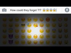 The Missing Emoji Song - YouTube