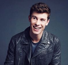 Shawn Mendes ... Can I be the reason behind that smile? xx