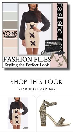 """""""30/2"""" by merima-k ❤ liked on Polyvore featuring Grotesk, yoins, yoinscollection and loveyoins"""