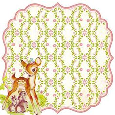 Vintage Frame 13 by Free Pretty Things For You!, via Flickr