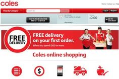 Blind woman launches claim of unlawful discrimination against Coles over website