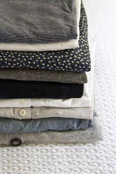 Growing a minimalist wardrobe