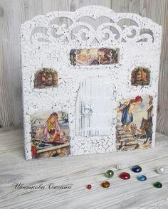 Купить Мини-комодик Замок Сказки в интернет магазине на Ярмарке Мастеров