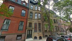 Aside from being on thecity's Historic Register, this Rittenhouse home also has some modern perks...enter roof deck and two-car garage.