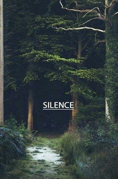 Listen to the Silence ♥ #bluedivagal, bluedivadesigns.wordpress.com