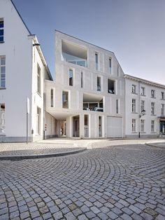 Gallery of Lorette Convent - Apartments Drbstr / dmvA - 1