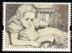 Fairymelody's collection: Alice Lewis Carroll 172