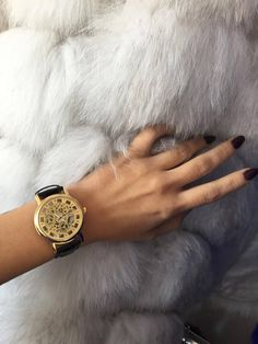 Wood Watch, Michael Kors Watch, Skeleton, Collections, Luxury, Products, Fashion, Wooden Clock, Moda