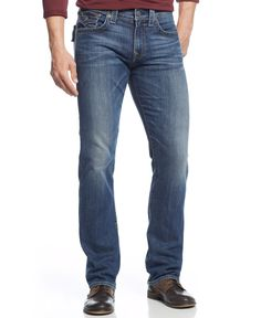 True Religion Relaxed-Fit Straight Ricky Jeans