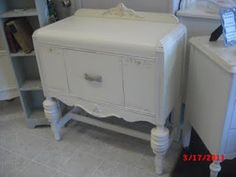 Handpainted Furniture Blog, Shabby Chic Vintage Painted Furniture: Buffets