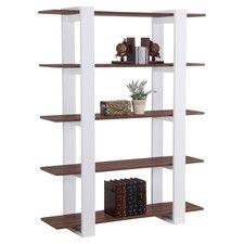 """Ellise 62.32"""" Bookcase"""