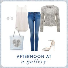 Afternoon outfit -forever new