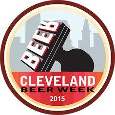 Untappd Badge: Cleveland Beer Week (2015)