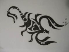 Scorpion tattoo. Labels: Scorpion Tattoo, Scorpion Tattoos