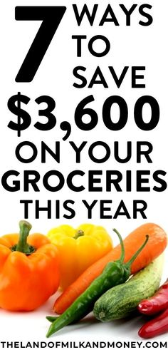 These tips for buying groceries on a budget are amazing! I SO needed some ideas to save money that let me really embrace frugal living, so the fact that my family can still eat healthy food with these hacks like budget meal planning is incredible! Save Money On Groceries, Ways To Save Money, Money Tips, Money Saving Tips, How To Make Money, Saving Ideas, Groceries Budget, Money Hacks, Frugal Meals