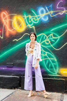 Every 4th of July requires at least two outfit changes. For your convenience, Leandra's planned three.