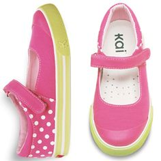 Kai by See Kai Run Summer Joy Hot Pink