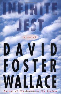 David Foster Wallace: Unendlicher Spaß (Infinite Jest) 1996 LB 4.3