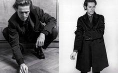 Willem Dafoe pour la campagne Prada homme automne-hiver 1996-1997 par Glen Luchford