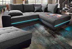 Nova Via Ecksofa günstig kaufen: ✓ 3 Jahre XXL-Garantie ✓ Teilzahlung ✓ Möbel Aufbauservice   Universal.at