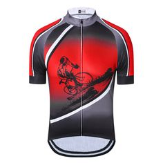 Top Short Sleeve Bicycle Clothing Summer MTB. Cycling JerseysPro ... e865b3bad