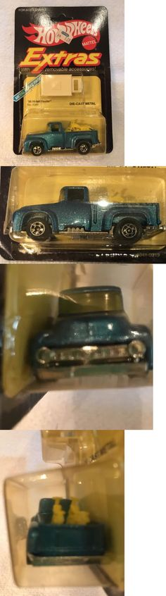 Vintage Manufacture 180507: Hot Wheels 56 Hi-Tail Hauler Extras Vintage Pickup Metal Flake Paint -> BUY IT NOW ONLY: $55.75 on eBay!