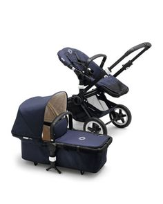 Buffalo Classic Stroller, Navy by Bugaboo at Neiman Marcus.