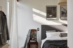 Sunlight in bedroom in Stockholm. Sickla Kanalgata 51   Fantastic Frank