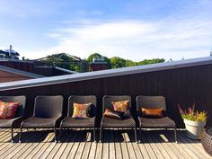Roofterrace / A&A at HoMe - Blogi | Lily.fi