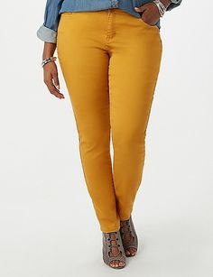 632eb4c9c9392 Plus Size Signature Fit Skinny Jeans