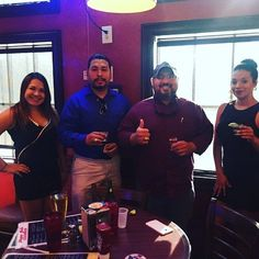 Fun times with Embajador #Tequila at Papa Joes Burgers & Stuff in HarlingenTX http://ift.tt/1s92cW9