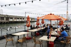 Inside Scoop SF » What are the best outdoor bars in San Francisco and the Bay Area?