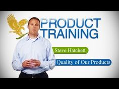 Forever Living Products' Training by Steve Hatchett - YouTube http://www.healeraloe.flp.com