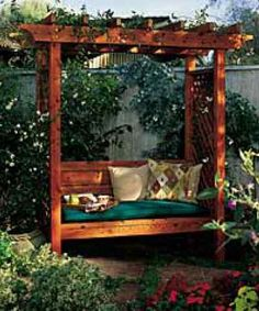 make and build a garden arbor bench diy pdf disc plans for pc kindle android etc