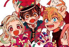 Hanako, Yashiro e Kou Otaku Anime, Me Anime, Fanarts Anime, Anime Kawaii, Anime Characters, Manga Anime, Anime Art, Gugu, Rin Okumura