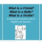 Having trouble with bullying?  This packet is for you!  A positive approach to character education.  Bilingual and English only sets.