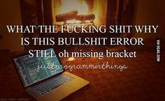 Programmer: lmfao am I right? Daily.