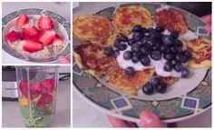 Desayunos saludables, empieza bien el día!