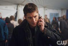 "Supernatural Season 1 Episode 10 - ""Faith"" Pictured: Jensen Ackles as Dean Winchester Credit: © The WB/Sergei Bachlakov"