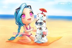 So kawaii jinx