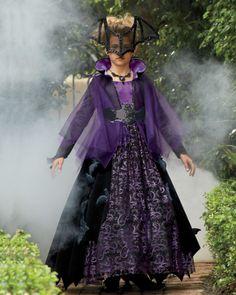 Bat Queen Costume for Girls