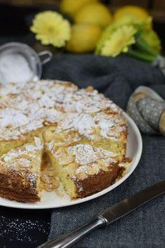 Zitronen Mandelkuchen Glutenfrei - Lemon Almond Cake Glutenfree - ohne Mehl, ohne Butter - http://knusperstuebchen.net/2016/01/10/unglaublich-saftig-schwedischer-mandelkuchen-mit-zitrone-glutenfrei/