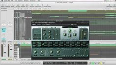 Logic Pro Tutorial :: Playing Melodies w/ Vocal Samples :: Dubspot