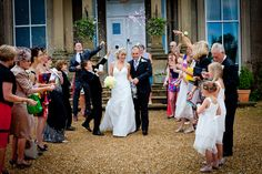 Your Perfect Day Wedding Photography at Hothorpe Hall
