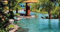 24 piscinas que você precisa mergulhar antes de morrer Springs Resort & Spa, Costa Rica