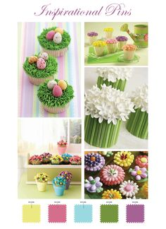 Easter Baking Pretties by Torie Jayne